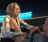 Rachel Evans in  My-fetish Late Night Clubbing Turns Eurobabes Aggressive! January 17, 2011  Catfight