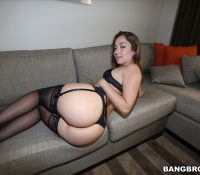 Remy LaCroix in  Bangpov Early morning sex! October 24, 2015  Facial, Brunette